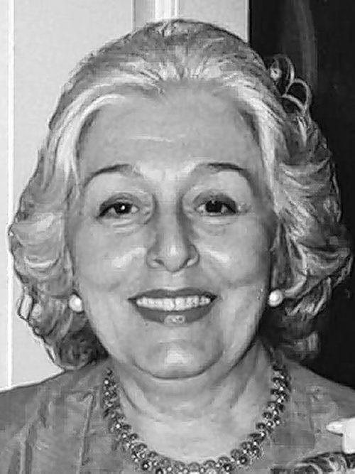 COLARUSSO, Geraldine Agnes (Hill)