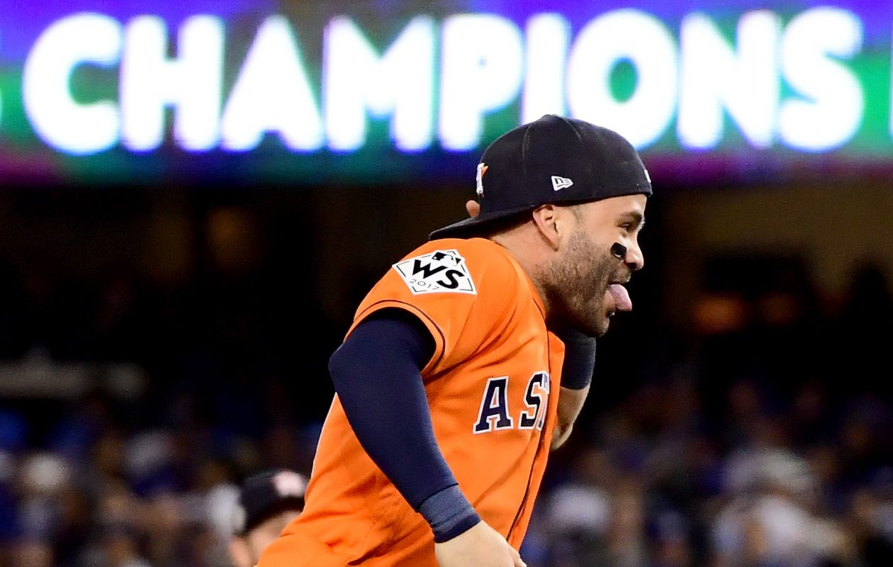 Do Jose Altuve and the Astros have what it takes to win another World Series? (Getty Images).