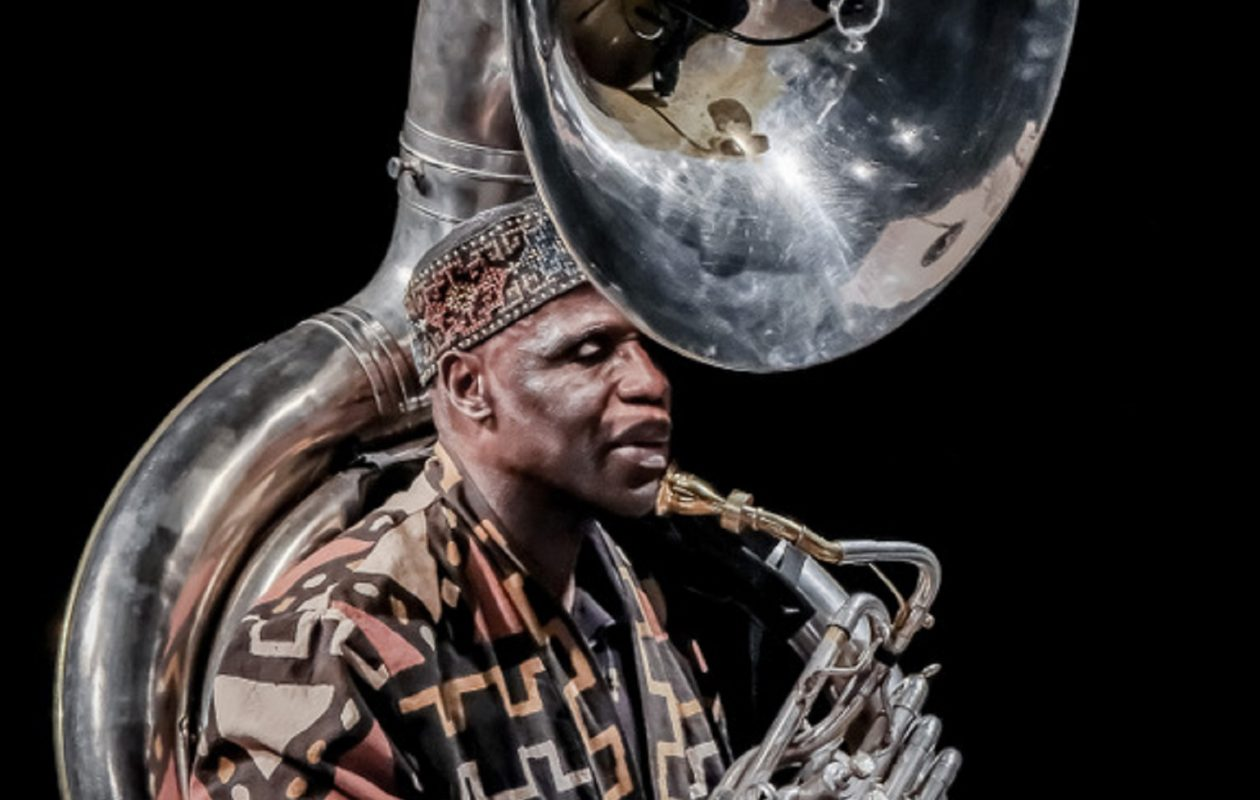 Renowned jazz musician Joseph Daley will pay tribute to mentor Sam Rivers with his Tuba Trio at Hallwalls on March 16.