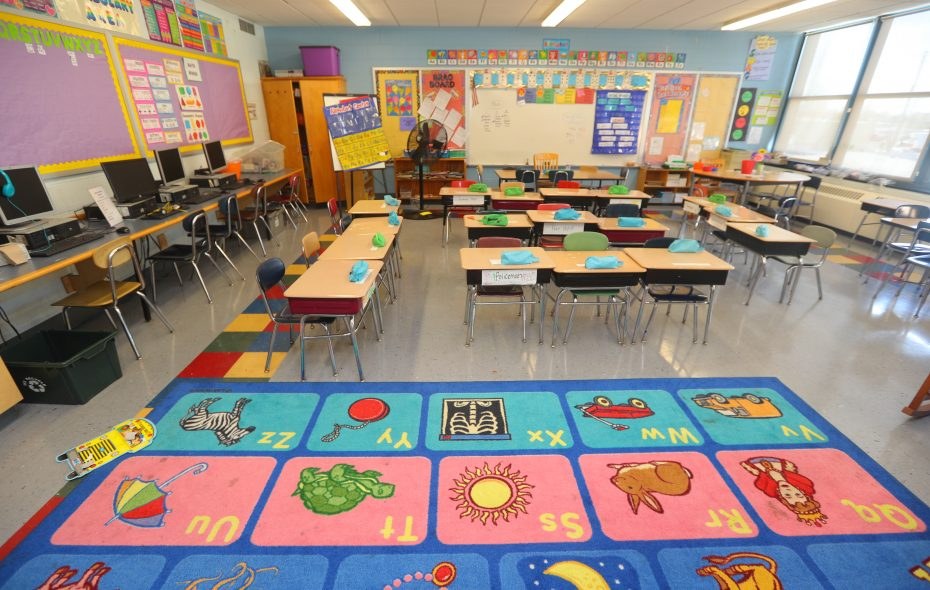 Most school districts in Erie and Niagara counties would see state aid increase next year.   (John Hickey/Buffalo News)
