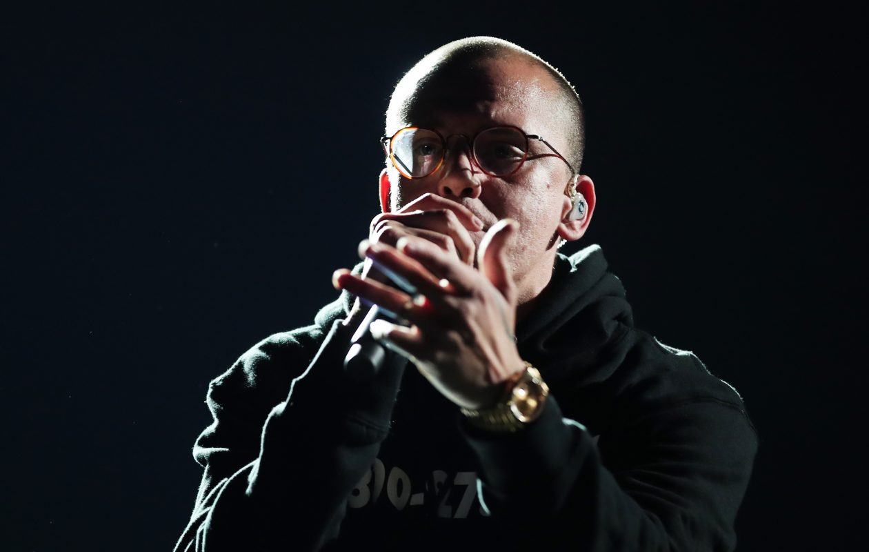 Logic will perform at the Darien Lake Amphitheater. (Getty Images)