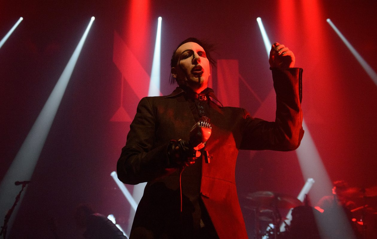 Marilyn Manson and Rob Zombie are teaming up again for a tour that will stop at the Darien Lake Amphitheater.