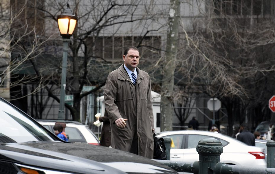 Joseph Percoco, a former top aide and close friend of New York Gov. Andrew Cuomo, was found guilty of three of the charges he faced. (Stephanie Keith/New York Times file photo)