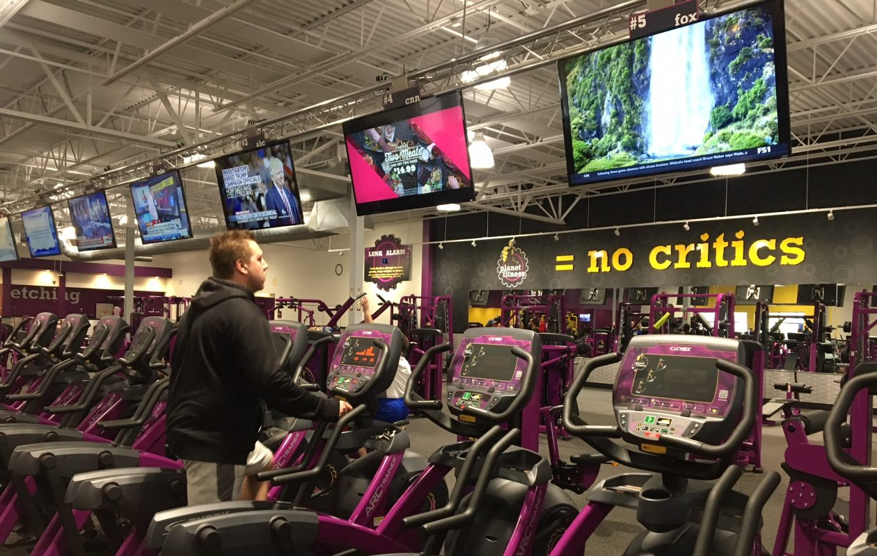 Planet Fitness marks latest franchise opening, in Clarence
