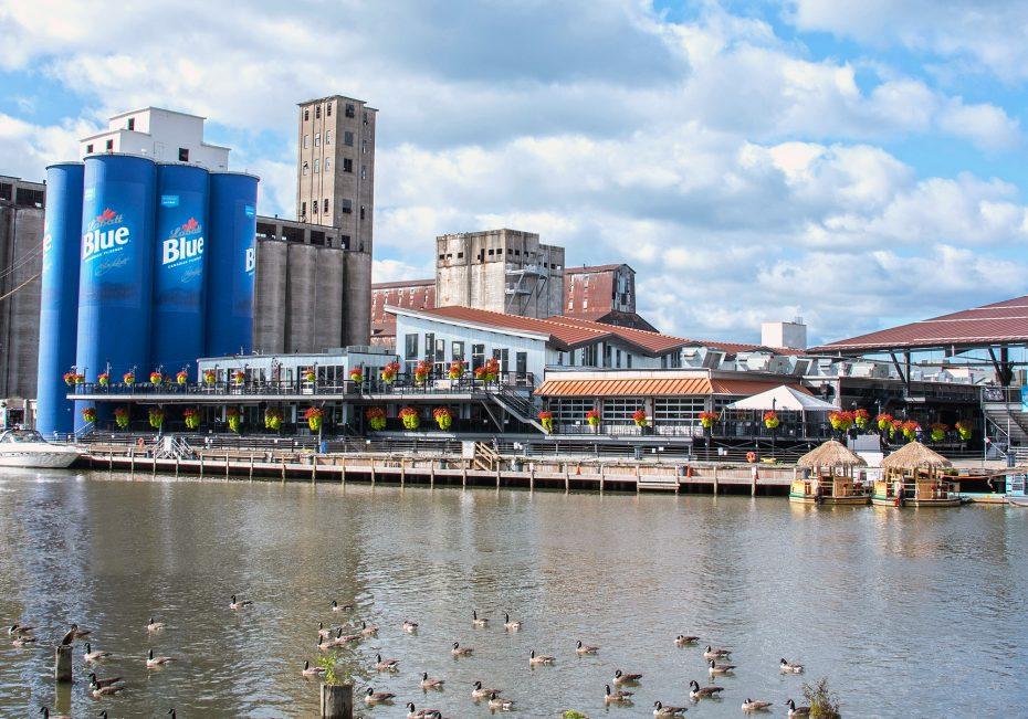 RiverWorks | Abstract Architecture | Buffalo Magazine