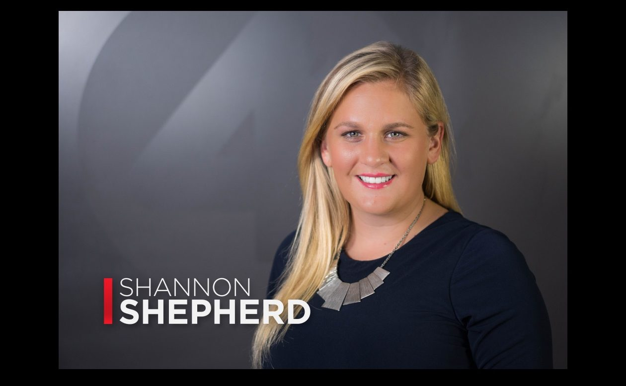 WIVB's Shannon Shepherd will move to Fox Sports San Diego. (via WIVB)