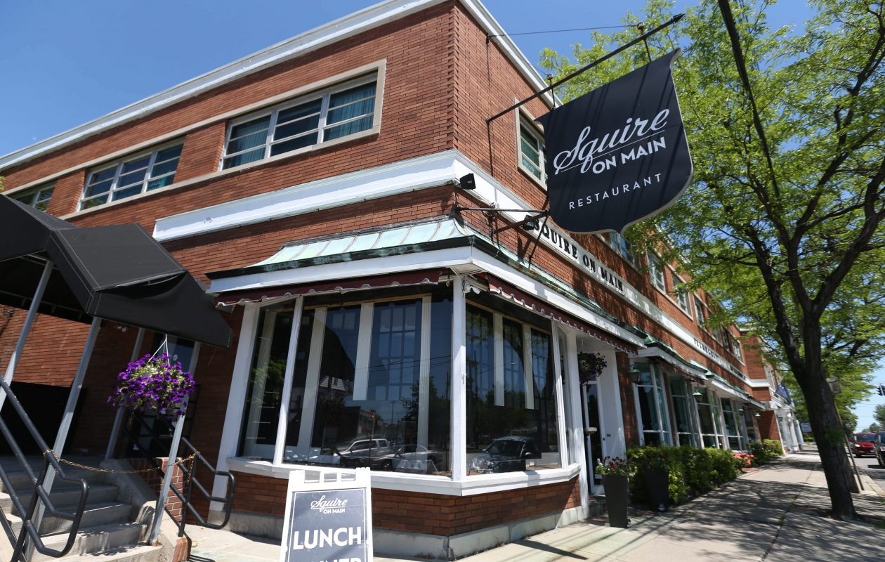 Don Agave, a Mexican restaurant, opened recently in the space that formerly housed Squire on Main at 4548 Main St. in Snyder that was the longtime home to The Squire Shop men's clothing store. Sean Macaluso owned Squire on Main and is the owner of Don Agave. (Sharon Cantillon/News file photo)