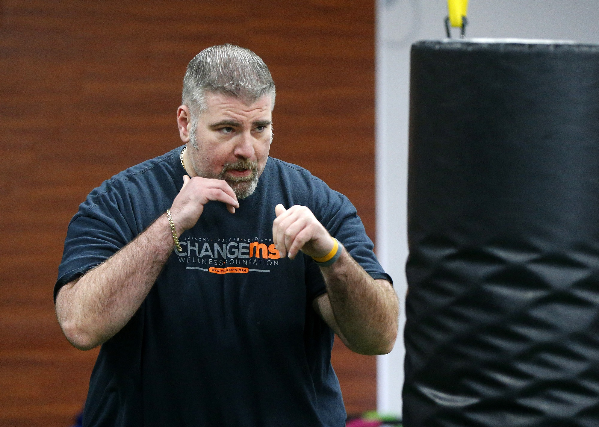 A maverick keeps multiple sclerosis at bay with diet and exercise