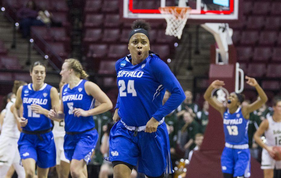 online retailer ffbee a6f63 Cierra Dillard's 25 points pace UB women's basketball win at ...