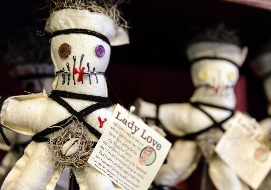 Marie LeVeau's House of Voodoo | New Orleans with kids | Buffalo Magazine