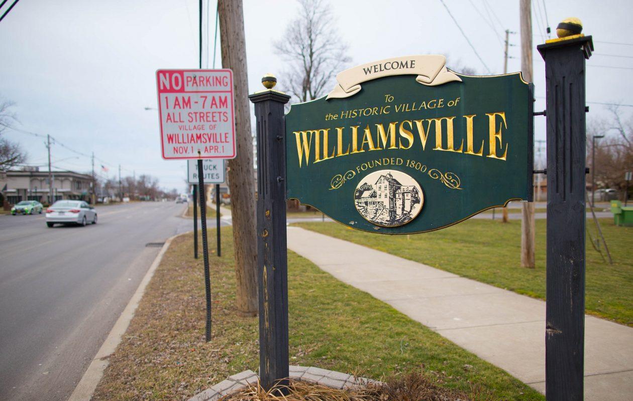 Williamsville has hired Keaton T. DePriest (Derek Gee/Buffalo News)