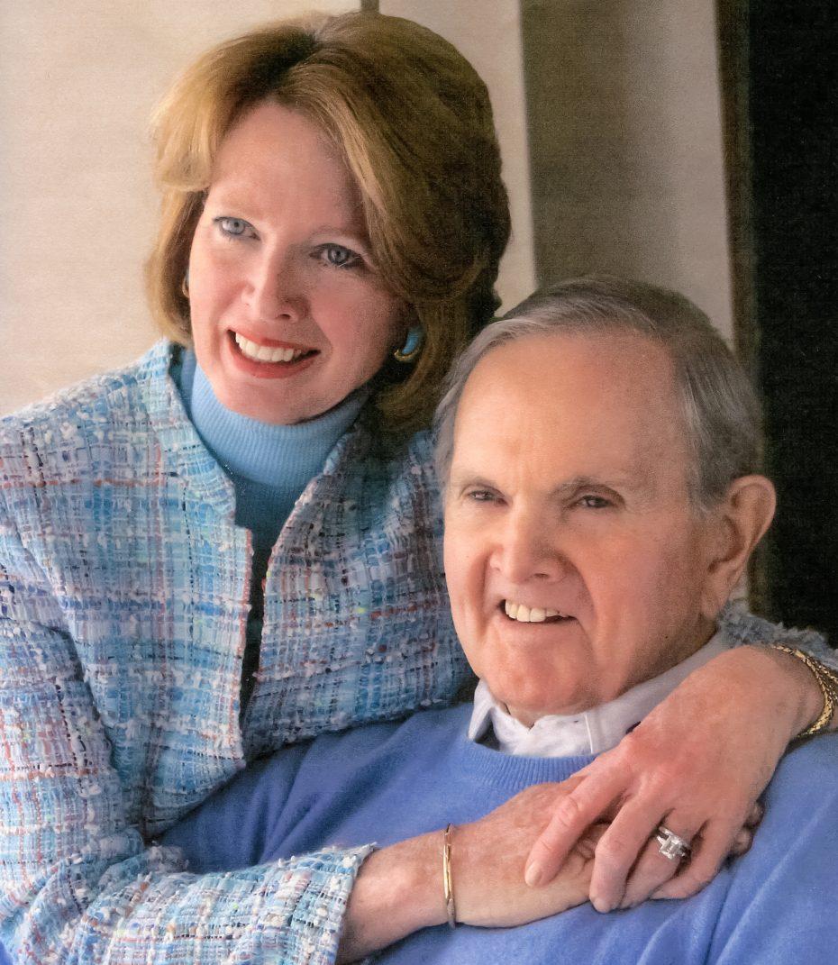 Ralph and Mary Wilson   Buffalo Magazine