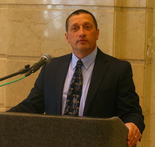 Joseph Bower Jr.'s total compensation rose 33 percent last year. (News file photo)