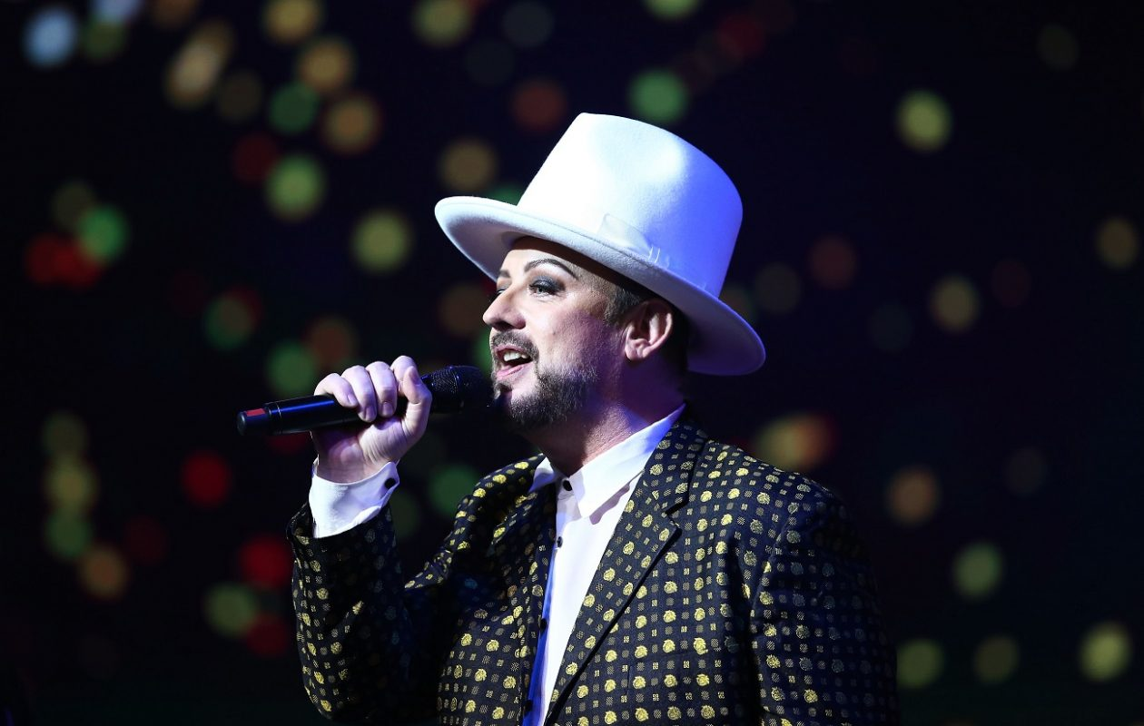 Boy George, pictured while performing in Sydney, Australia, in December 2016, will perform at Artpark on Aug. 28. (Mark Metcalfe/Getty Images for AFI)