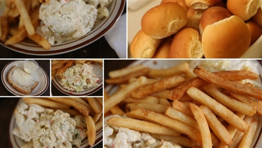 Fish fry sides power rankings
