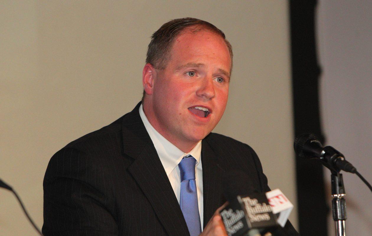 State Sen. Tim Kennedy {Photo by Sharon Cantillon / Buffalo News}