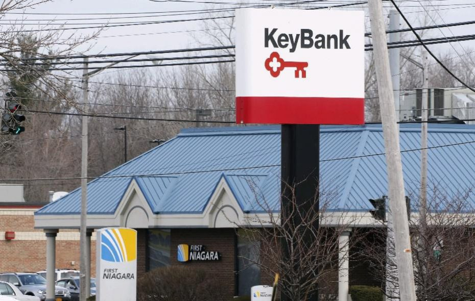 The Key-First Niagara deal resulted in branch overlap that led to some closings. (News file photo)