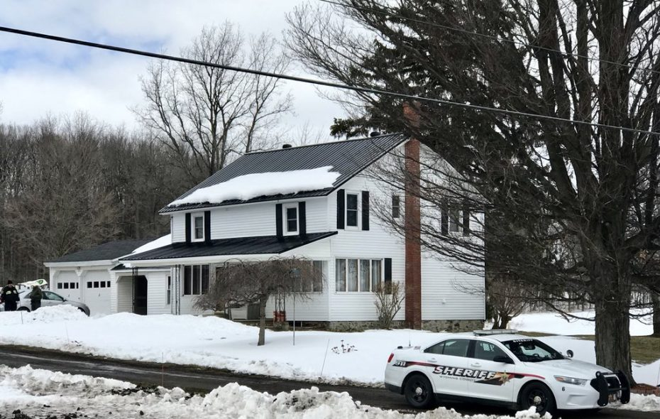 Mind-boggling' shooting death leaves Wyoming County