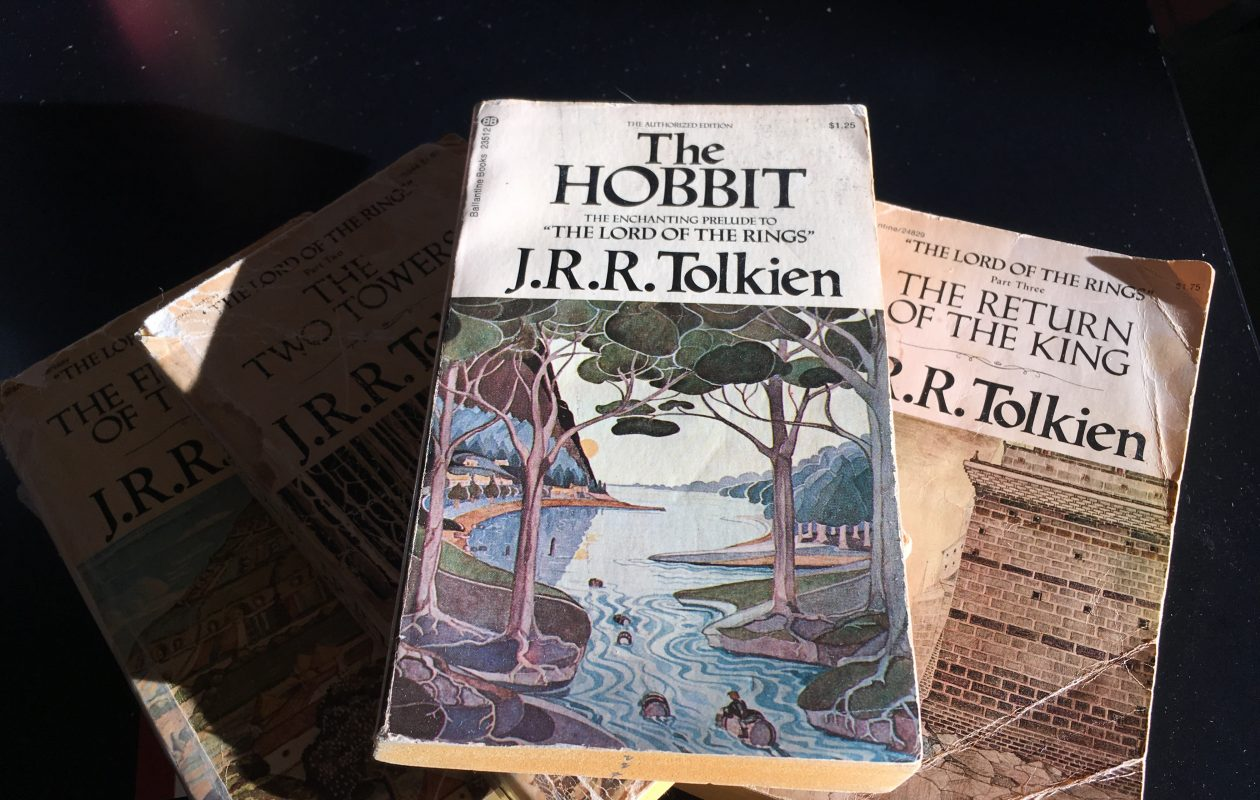 'The Hobbit' and 'The Lord of the Rings:' International Tolkien Reading Day has direct Western New York connection. (Sean Kirst/The Buffalo News)