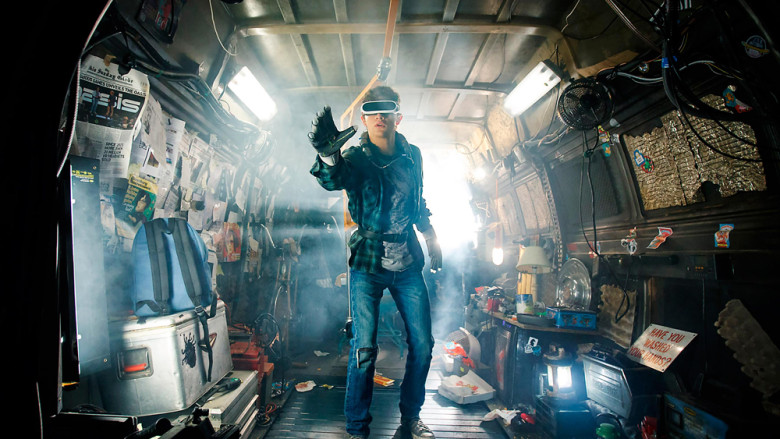 Steven Spielberg's 'Ready Player One' is a return to his 'brand' for the filmmaker.