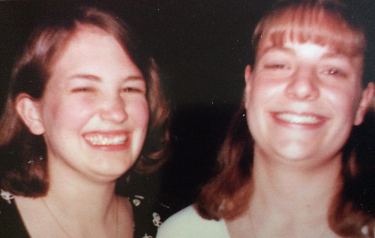 Deanna and Karen Kwiatkowski. (Family image)