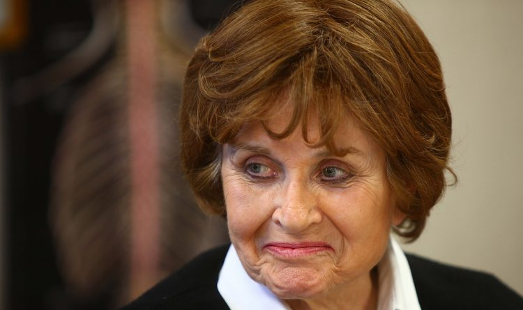 Rep. Louise M. Slaughter, a Democrat from Fairport, died in March 2018. (Robert Kirkham/News file photo)