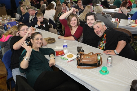 Smiles at 5th annual South Buffalo Pizza Fest