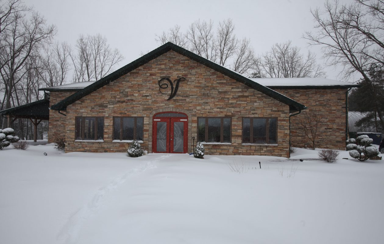 The tasting room at Spring Lake Winery in Lockport. (News file photo)