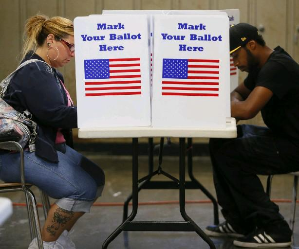 New York should join the other 37 states that allow early voting, but turnout likely won't increase until residents become better informed and more engaged. (Derek Gee/Buffalo News file photo)