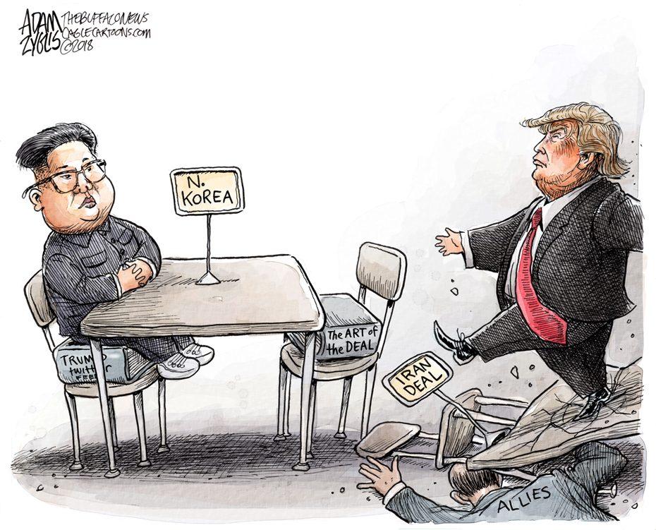 The Dealmaker: April 25, 2018