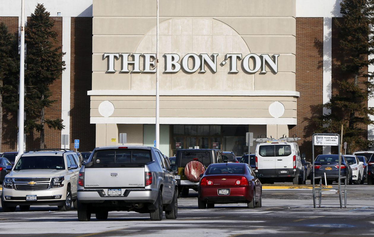 Consumers have 10 days to use Bon-Ton gift cards. (Mark Mulville/News file photo)