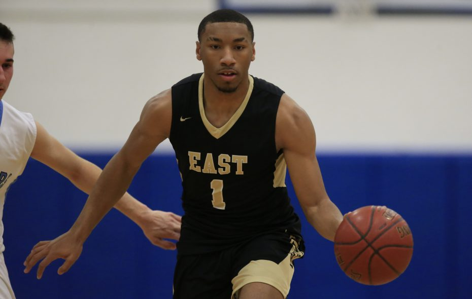 East's Willard Anderson is the New York State Class D boys basketball Player of the Year. (Harry Scull Jr./ Buffalo News)
