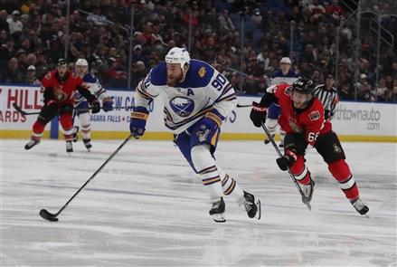 Ottawa Senators 4, Buffalo Sabres 2