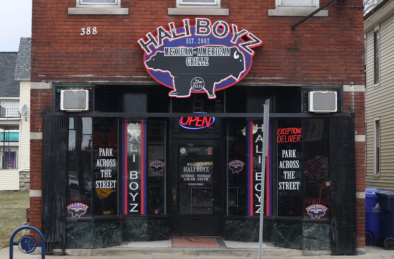 Hali Boyz brings LA street food to Buffalo – with a halal