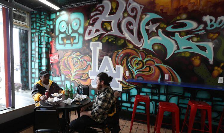 Hali Boyz brings LA street food to Buffalo – with a halal twist – The