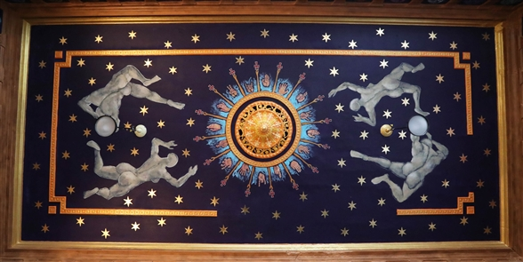 The Tabernacle: Psychedelic art on the West Side