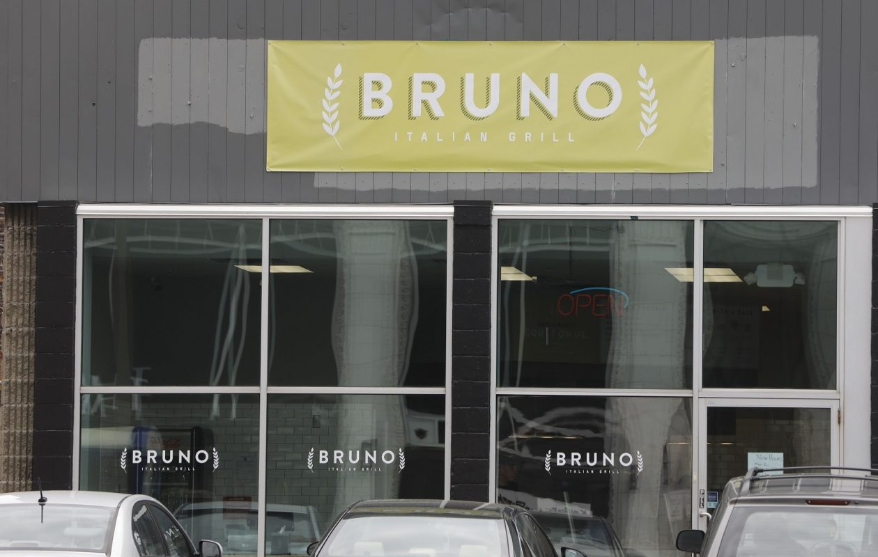 Bruno Italian Grill on Delaware and Chippewa has closed. (Derek Gee/News file photo)