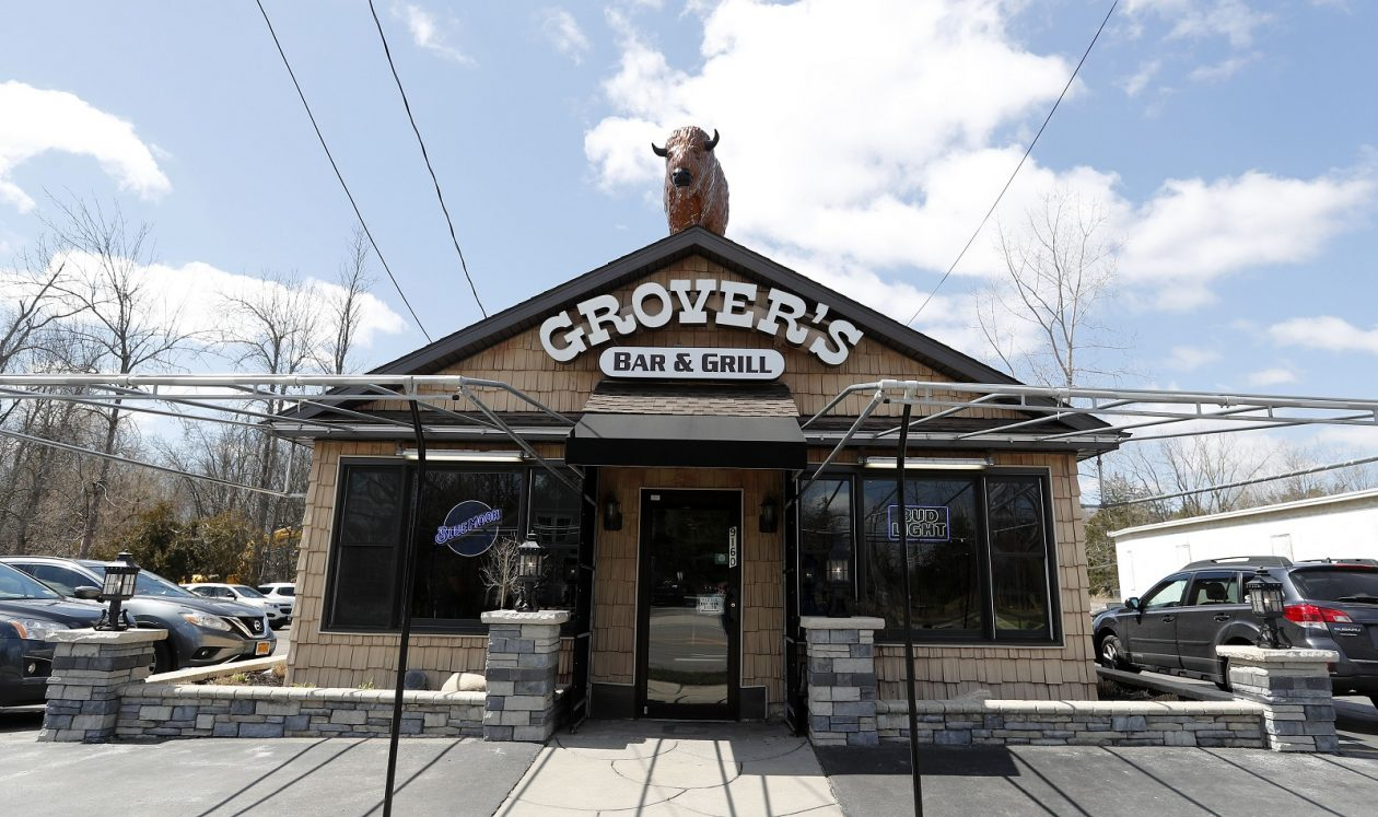 Amherst turns down heat on Grover's Bar Grill