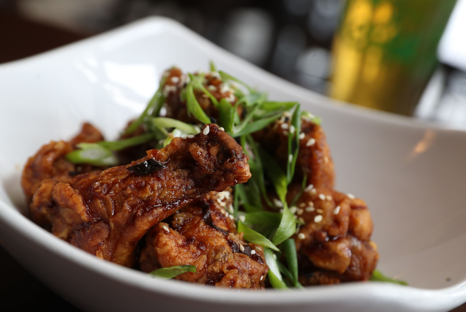A new special dish at Coles is the sticky sweet soy chicken wings. Crispy  wings are covered in the house soy sauce and topped with scallions and  sesame ...