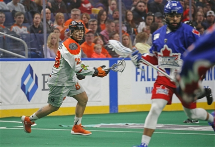 Buffalo Bandits vs. Toronto Rock Lacrosse at KeyBank Center