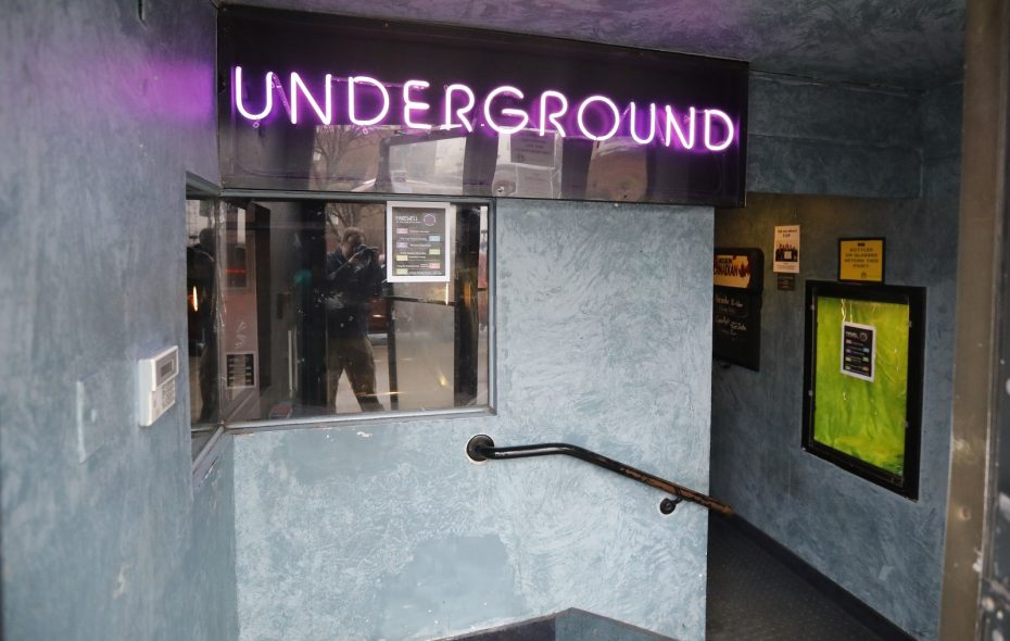 The Underground on Delaware Avenue has long been a hangout for the LGBTQ community in Buffalo. (Derek Gee/News file photo)