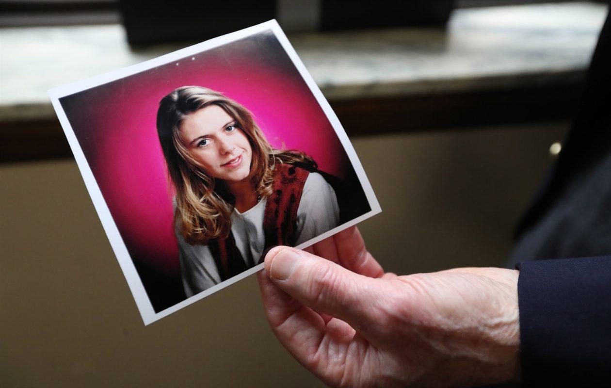 Mandy Steingasser was murdered in 1993.  (Sharon Cantillon/Buffalo News)