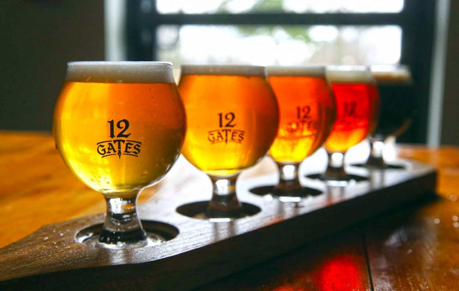 12 Gates Brewing Co. (Sharon Cantillon)