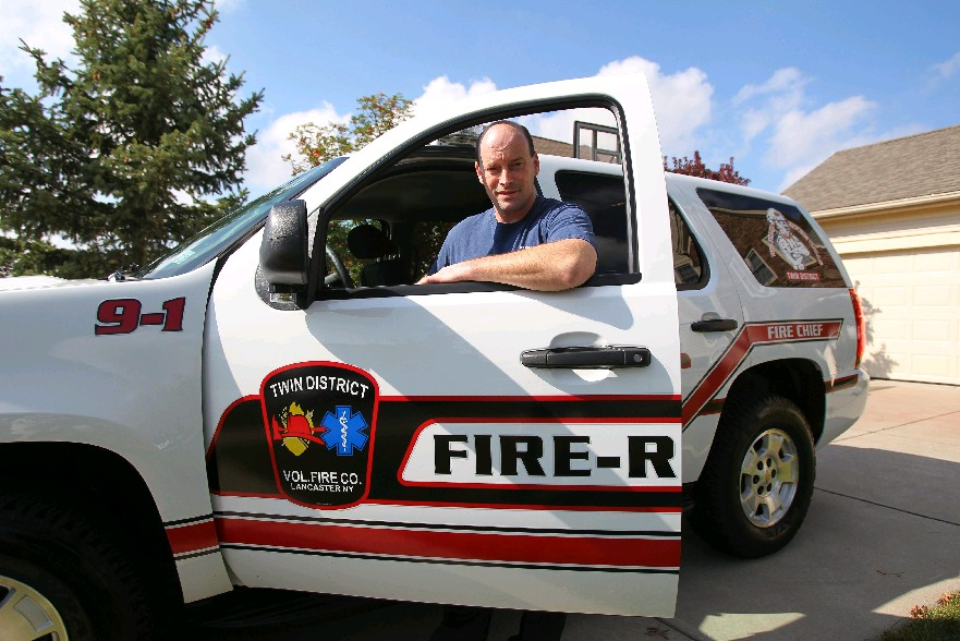 Volunteer fire departments want to be able to bill insurance companies for ambulance service. They should be given that ability in exchange for consolidating their districts. (Mark Mulville/News file photo)