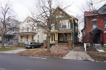 245 Dearborn: Buffalo spent $523,600 on repairs, for sale for $137,750