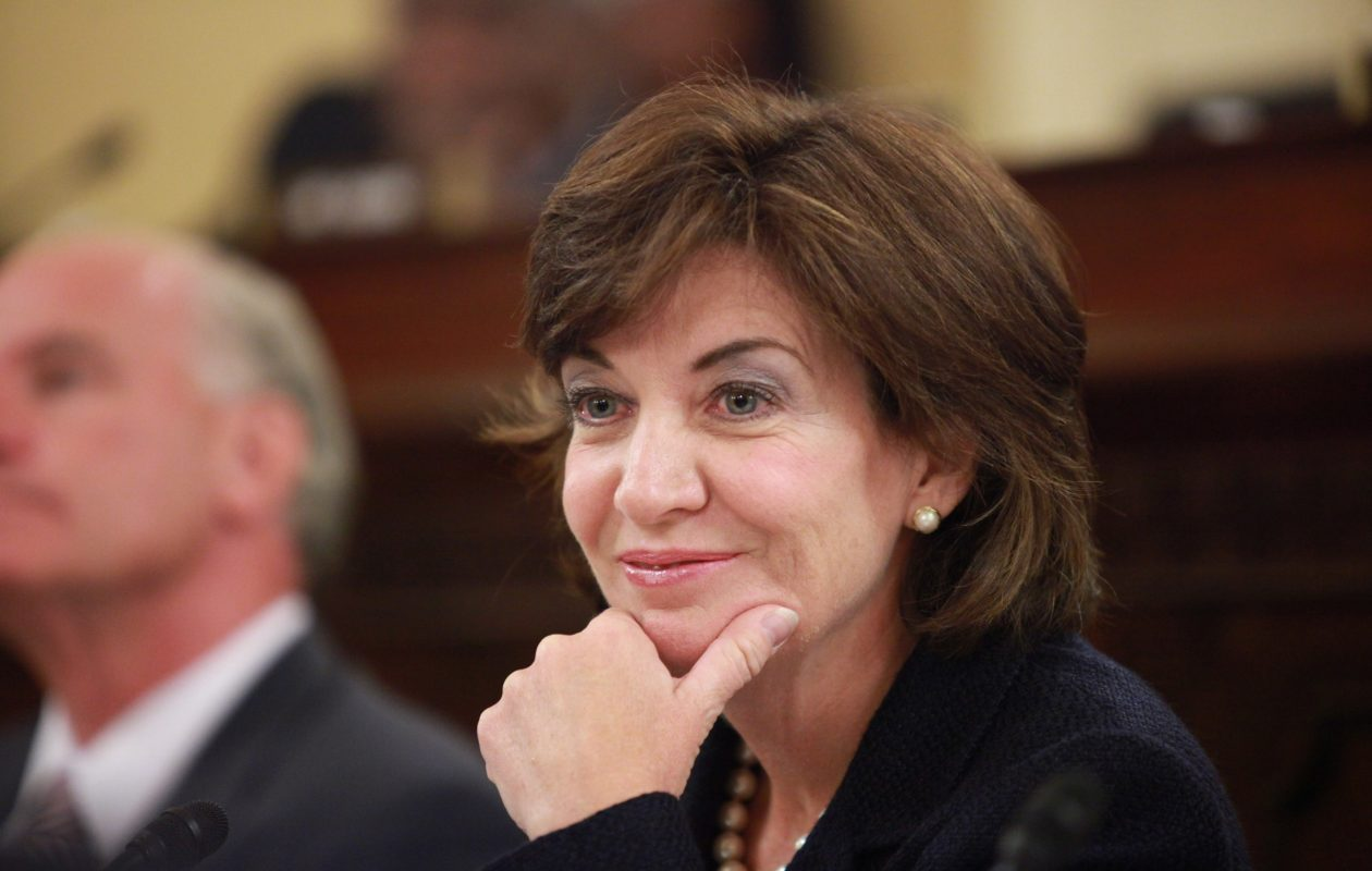 Lt. Gov. Kathy Hochul says she expects to run for re-election despite apparent efforts to replace her on the state ticket by having her run for Congress instead. (News file photo)