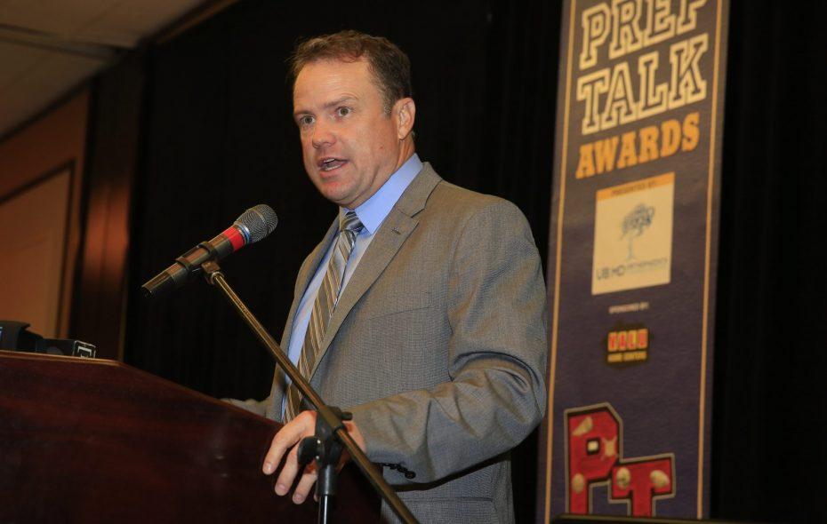 Tasker embraces new CBS role, talks NFL draft prior to