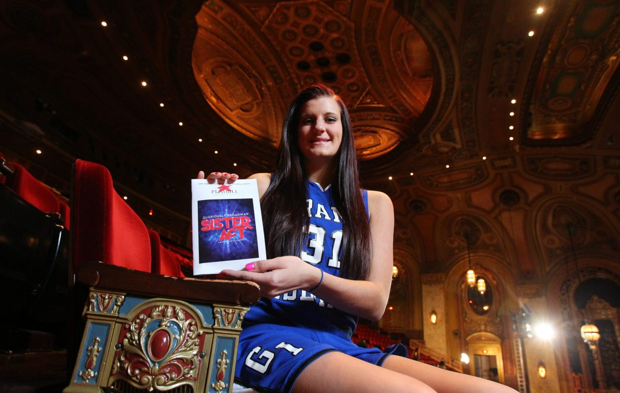 Grand Island's Cassie Oursler was named to the 2013 All-Western New York first team before heading to Robert Morris and eventually transferring to UB. (Mark Mulville/Buffalo News file photo)