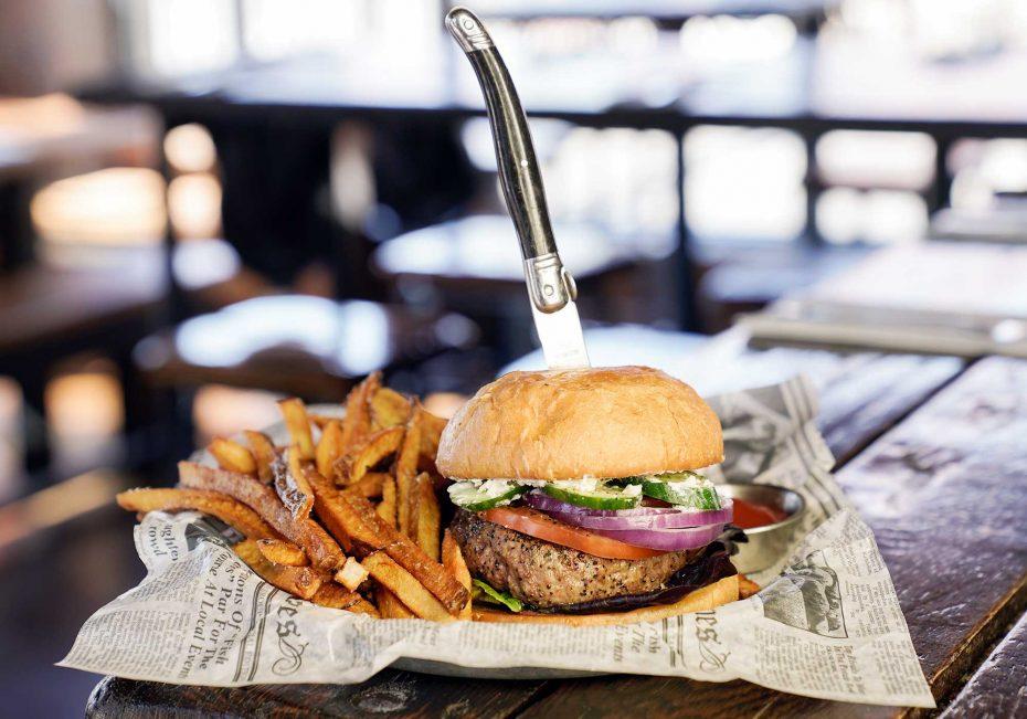 Allen Burger Venture | Buffalo's most instagrammable eateries | Buffalo Magazine