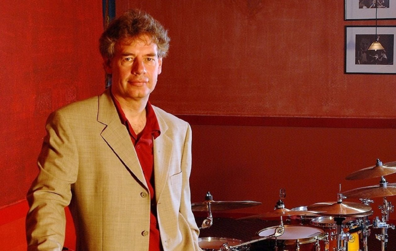 Legendary drummer Bill Bruford will speak at UB's Baird Hall on April 14 and 16.